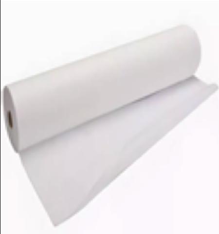 Простыня в рулоне Комфорт СМС 70*200 белые. Плотность 14 гр.  100 шт в упаковке