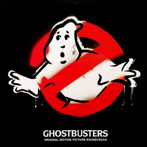 Виниловая пластинка. Ghostbusters Soundtrack