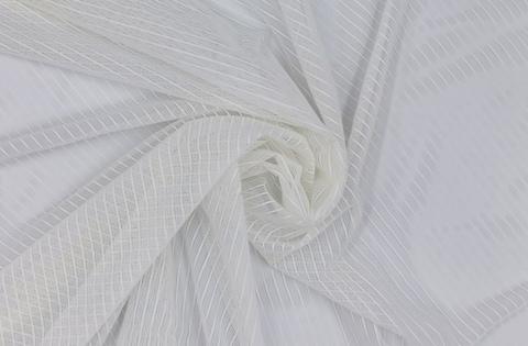 Эластичная сетка, молоко, полоски, (Арт: ESPK-004)