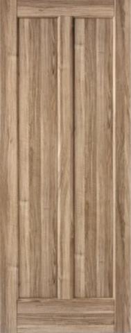 Дверь Ладора 2/6, цвет орех бискотто, глухая