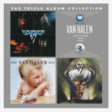 Van Halen / The Triple Album Collection (3CD)