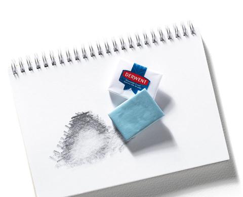 Ластик-клячка синий упаковка 8 шт