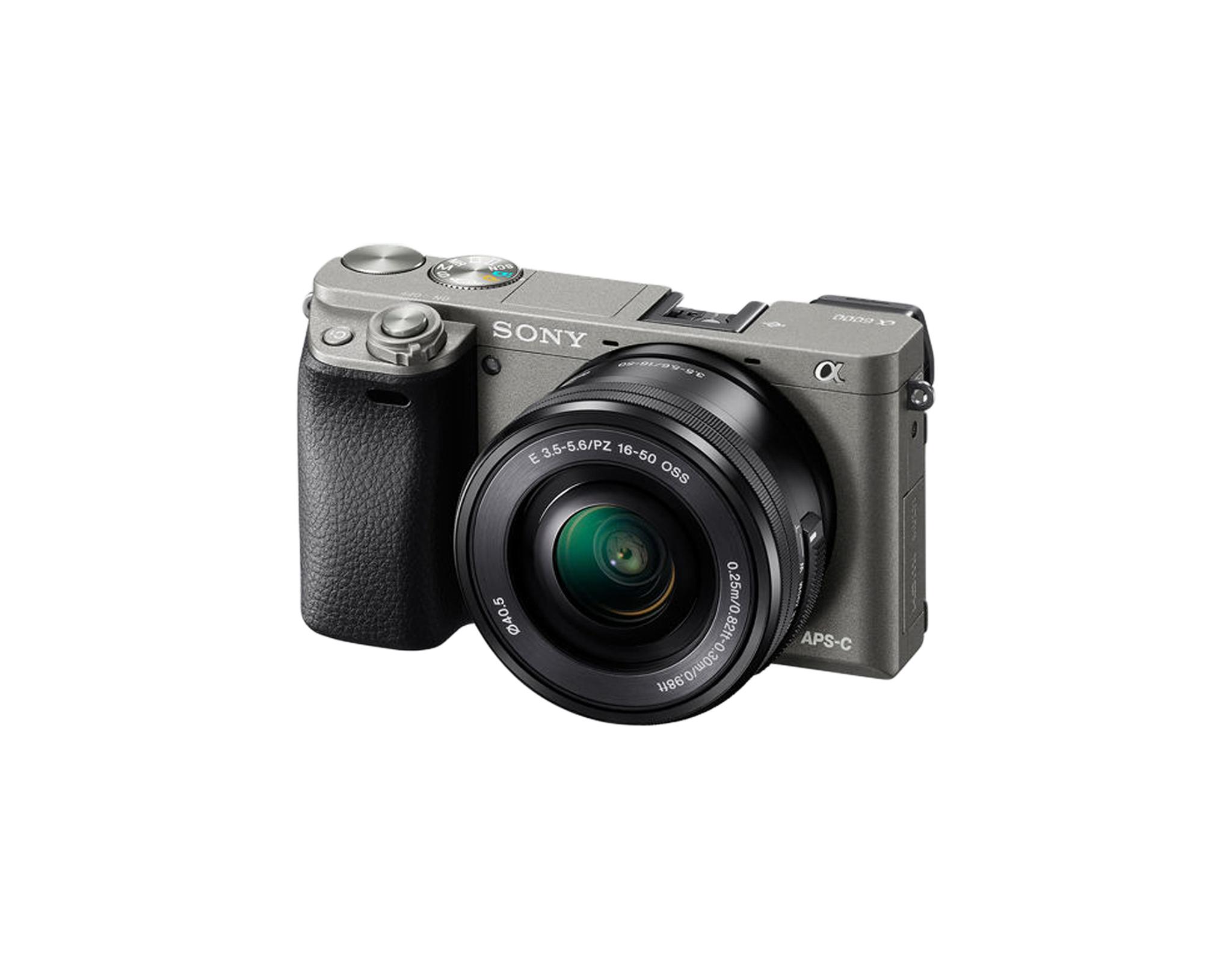 Sony A6000 Kit графитовый купить в Sony Centre Воронеж