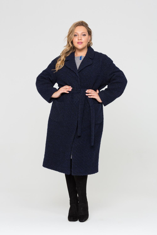 Верхняя одежда Пальто Сольвейга темно-синий 090da840ff2fbe13ec32135eb7f892c8.jpg