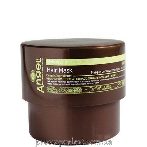 Angel Professional Paris Provence Helichrysum Revitalising Mask -  Поживна маска для волосся з екстрактом безсмертника