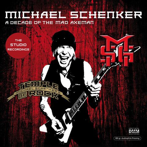 Inakustik LP, Schenker Michael: A Decade Of The Mad Axeman (Studio Recordings), 01691586