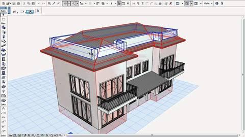 Программа повышения квалификации «Проектирование с применением программного комплекса ArchiCad»