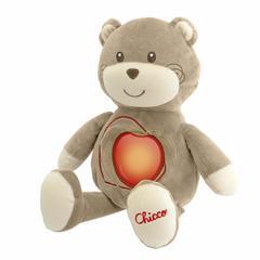 Chicco Мягкая игрушка «Медвежонок Sweetheart», с музыкой (60049CH)