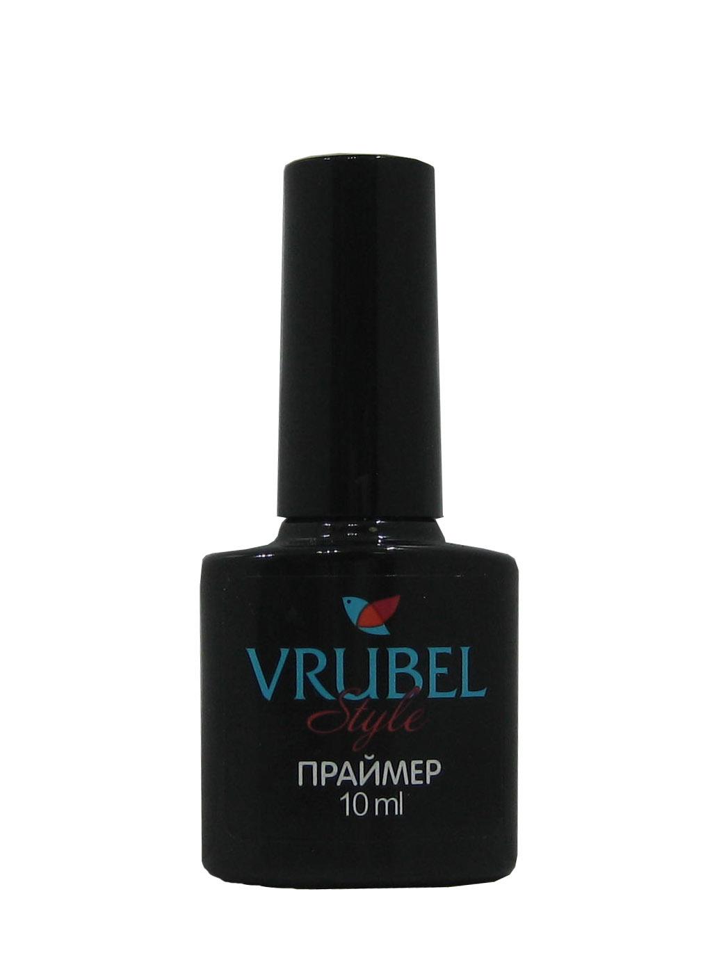 Праймер бескислотный Vrubel Style, 10 мл