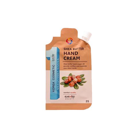 ENL POCKET Крем для рук SHEA BUTTER HAND CREAM 25гр (10702070/190519/0087871)