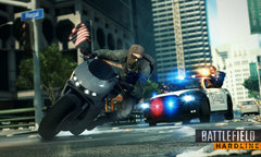 Battlefield: Hardline (PS4, русская версия)