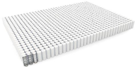 Независимый пружинный блок SSP 600 Twin (1200 пружин на спальное место)