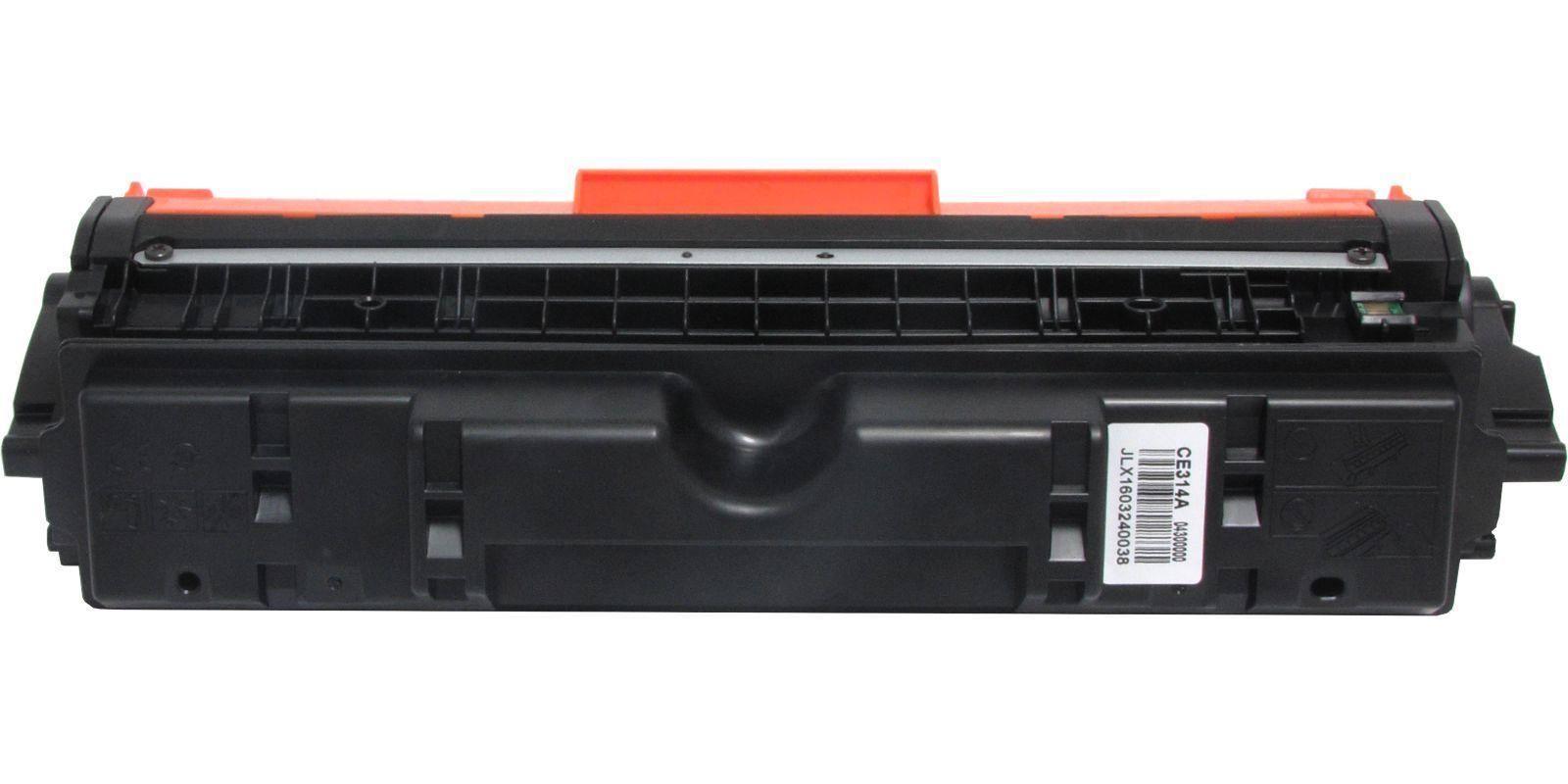 Картридж лазерный цветной MAK© 126A CE314A барабан передачи изображений, до 7000 цв. стр., до 14 000 ч/б стр.