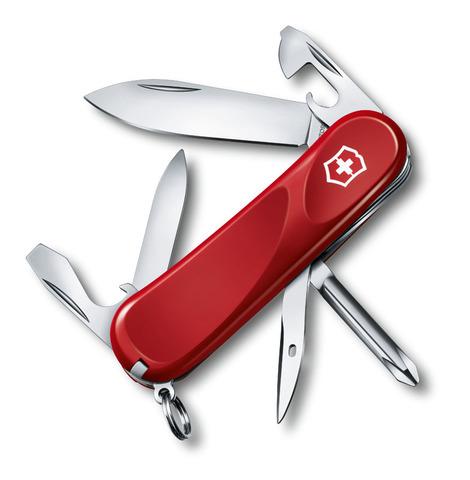 Нож перочинный VICTORINOX Evolution 11, 85 мм, 13 функций VC-2.4803.E