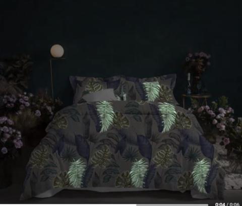 Светящееся постельное белье 0050