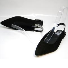 Туфли босоножки Kluchini 5183 Black.