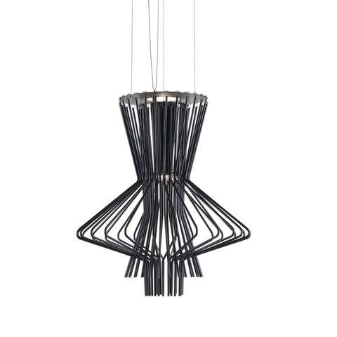 Подвесной светильник копия Allegretto Ritmico by Foscarini (черный)