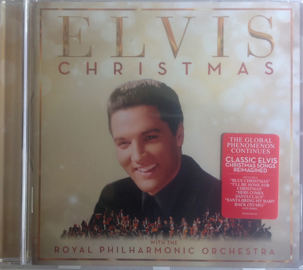 PRESLEY, ELVIS / ROYAL PHILHARMONIC ORCHESTRA, THE: Christmas With Elvis Presley And The Royal Philh
