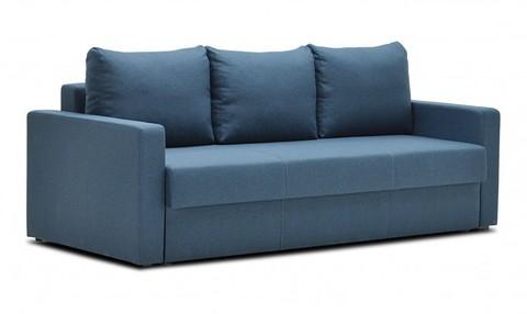 Диван-еврокнижка Мекс 150, комплектация 1, синий