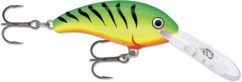 Воблер RAPALA Shad Dancer SDD05-FT