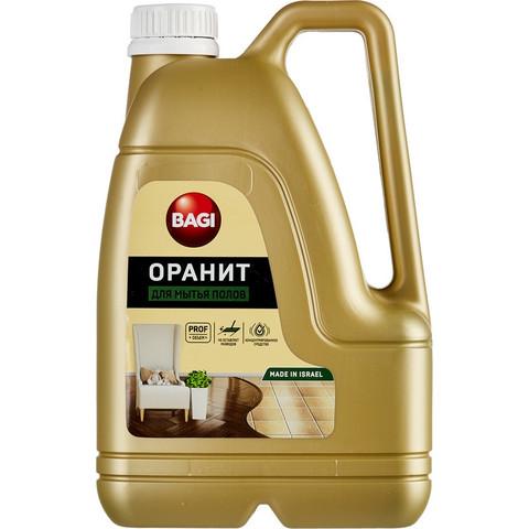 Средство для мытья пола Bagi Оранит 3 л