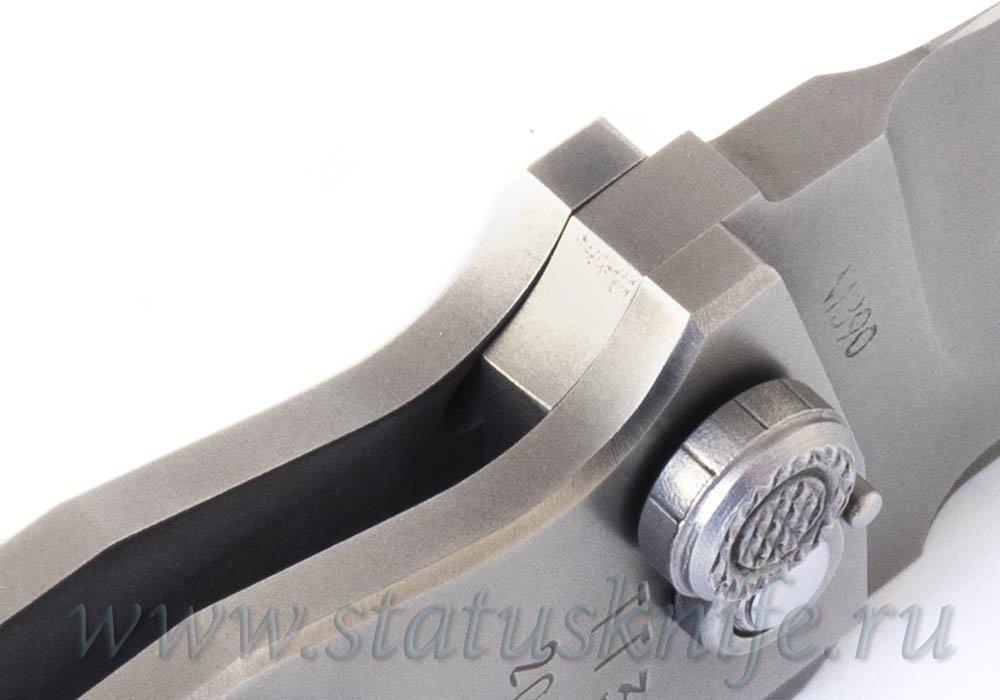 Нож Уракова А.И. ТТ-33 M390 - фотография