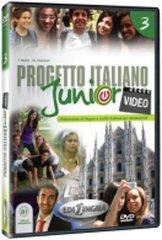 Progetto italiano Junior Video 3 – DVD (PAL)