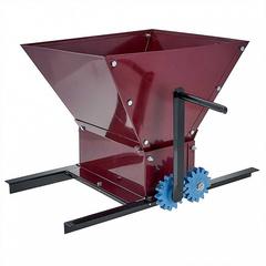 Дробилка для винограда механическая ДВ-5 на 25 литров
