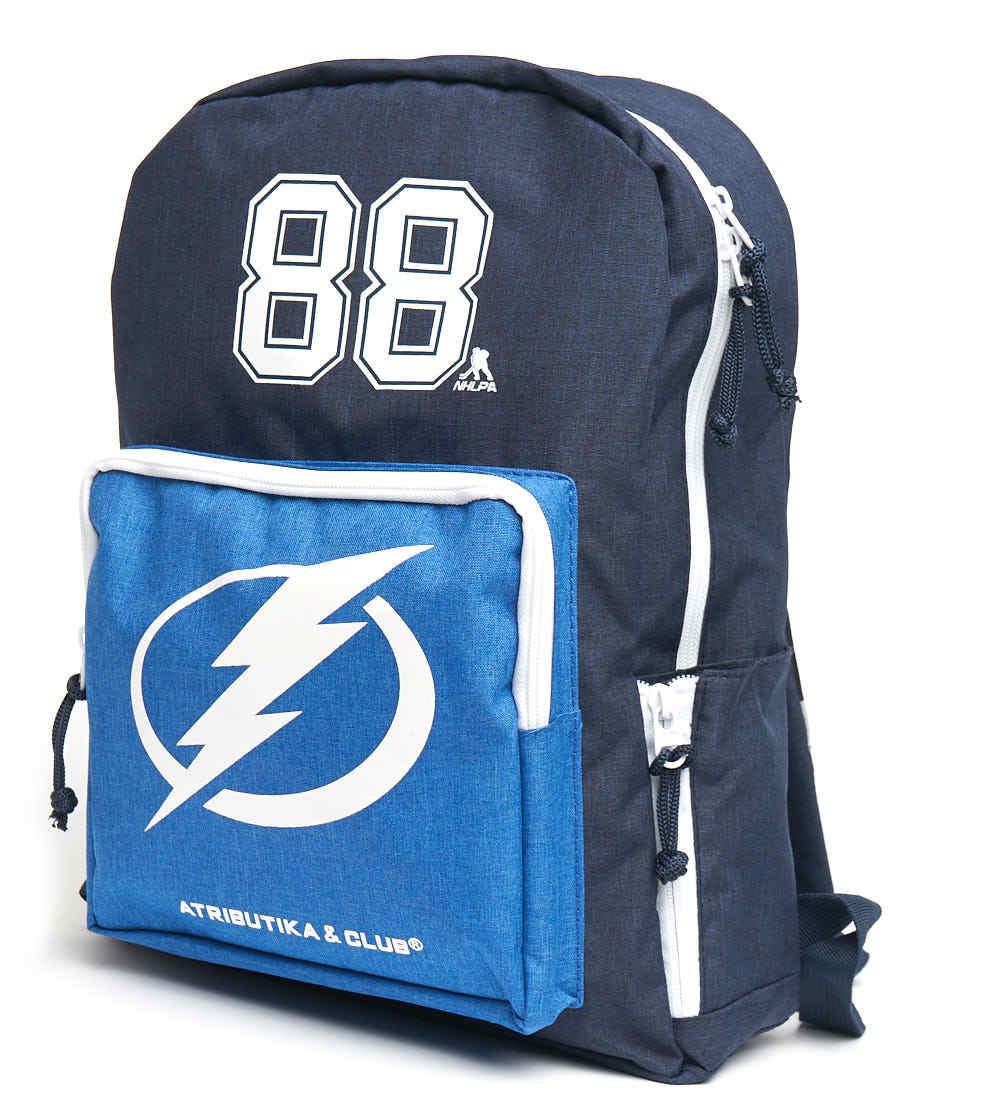 Рюкзак NHL Tampa Bay Lightning № 88 (детский)
