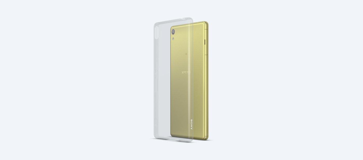 Силиконовый бампер SBC32/TR купить в Sony Centre Воронеж