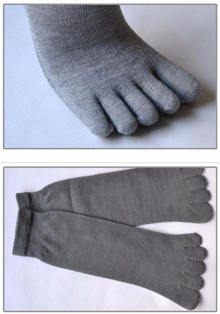 Мужские носки «5 пальцев», 10 пар