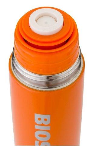 Термос Biostal Flër (1 литр), оранжевый