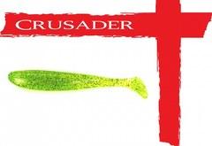 Виброхвост Crusader No.06 80мм, цв.051, 10шт.