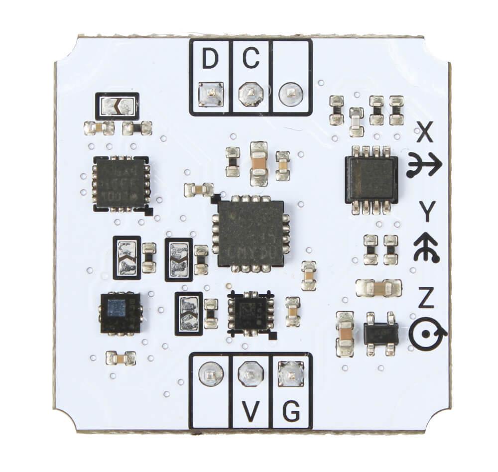 IMU-сенсор 10-DOF v2: инструкция, схемы и примеры ...
