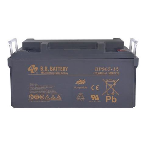 Аккумулятор BB Battery BPS 65-12