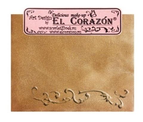 Эль Коразон Перламутр  p-06 бронзовый