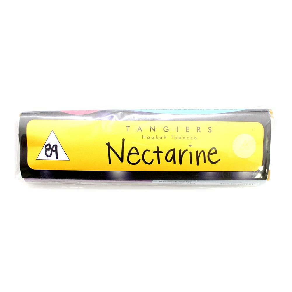Табак для кальяна Tangiers Nour (желт) 89 Nectarine 250 гр.