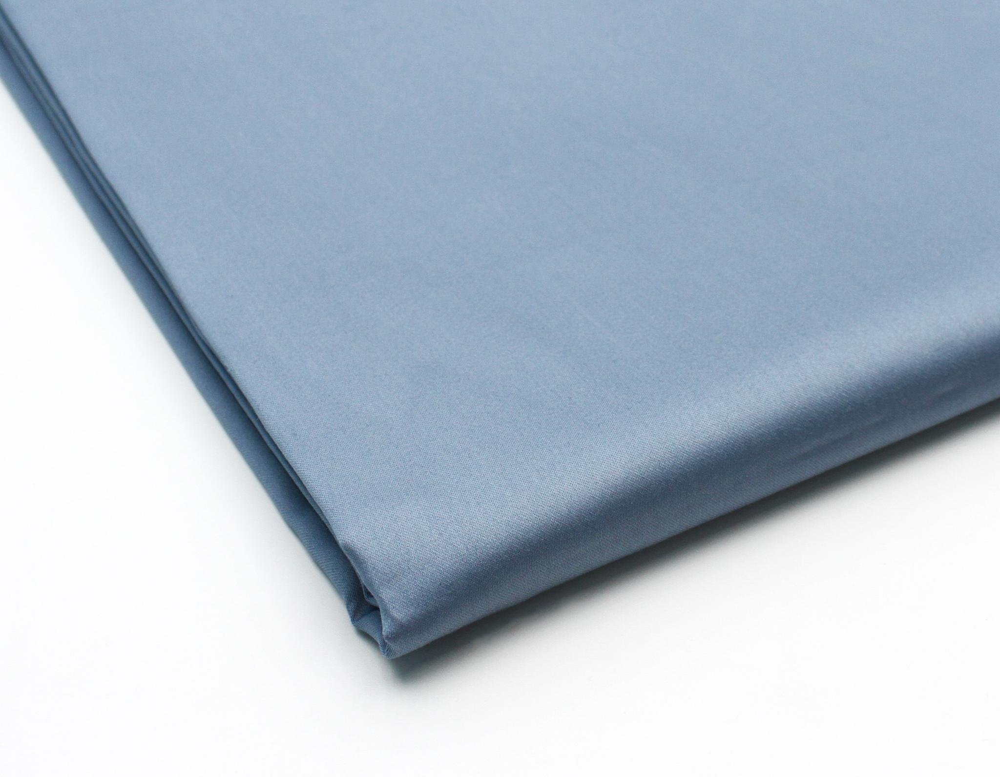 Дымчато-синий (сатин класса люкс,60s),250 см