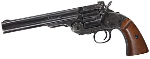 Страйкбольный револьвер Скофилд 6