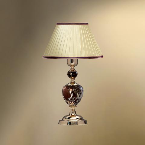 Настольная лампа с абажуром 23-12.57/8057Ф СТАРЫЙ АРБАТ