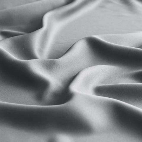 Ткань димаут Джина серый