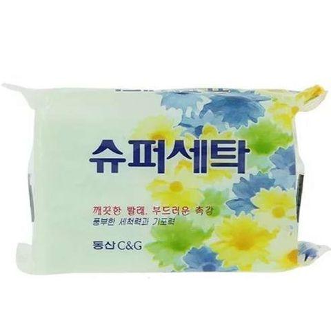 Мыло хозяйственное Super Laundry Soap CLIO 230 гр