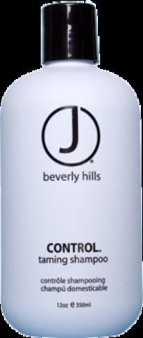Шампунь для вьющихся и непослушных волос J BEVERLY HILLS 350 мл Control