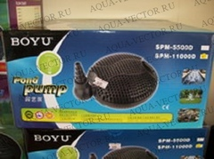 Насос (Помпа) для пруда BOYU SPM-11000D - 10000 л/час.