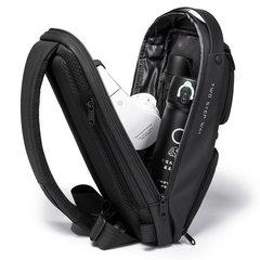 Рюкзак однолямочный Bange 7258 чёрный