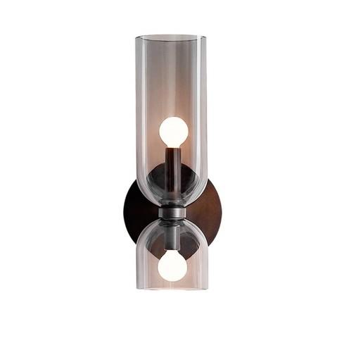 Настенный светильник 6541  by Light Room (дымчатый)