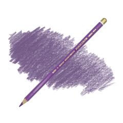 Карандаш художественный цветной POLYCOLOR, цвет 654 красновато-фиолетовый темный