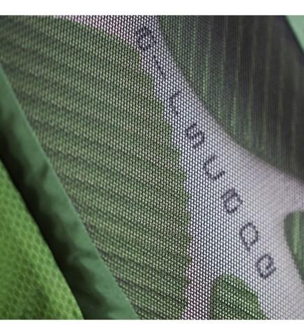 Картинка рюкзак туристический Osprey Kestrel 58 Jungle Green - 4