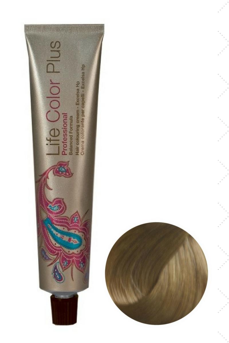 Крем-краска 8.33 Насыщенный светлый блондин золотистый Color Plus FarmaVita,100 мл