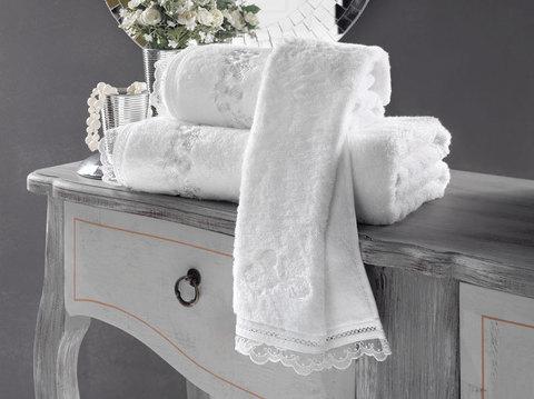 LUNA ЛУНА полотенце махровое Soft Cotton (Турция)